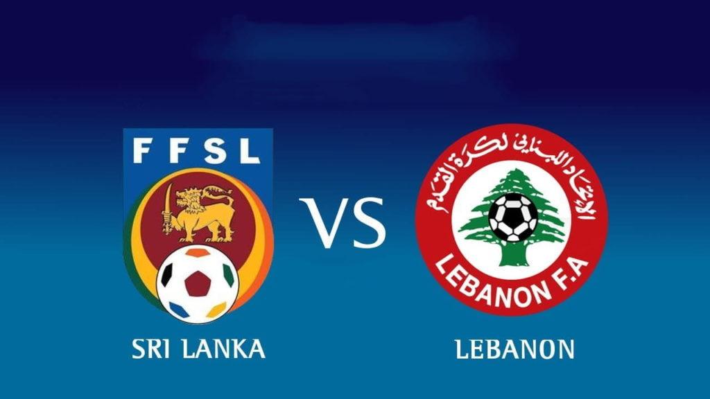 Nhận định, soi kèo bóng đá Liban vs Sri Lanka 13h00 ngày 05/06/2021