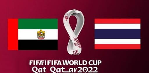 Nhận định, soi kèo bóng đá trận UAE vs Thái Lan 23h45 ngày 07/06/2021