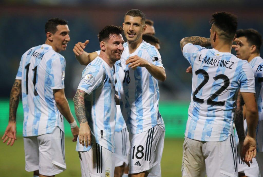 Nhận định, soi kèo bóng đá Argentina vs Colombia 08h00, 07/07/2021