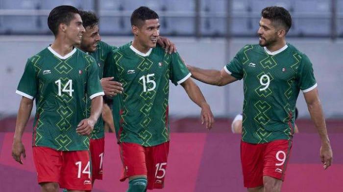 Nhận định, soi kèo bóng đá U23 Nam Phi vs U23 Mexico 18h30, 28/07/2021